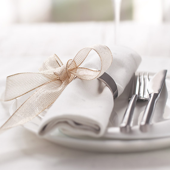 Place setting Club Italia