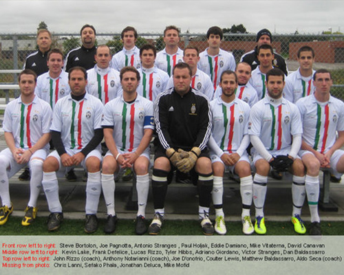 Club Italia Soccer Team