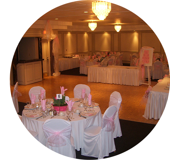 Marconi Room wedding venue